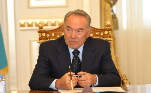 Nazarbayev Calls on the European Countries to Lift Sanctions Against Russia