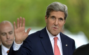 Kerry Re-Embarks on Israeli-Palestinian Peace Process