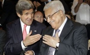Kerry and Abbas Met in Jordan