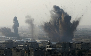 Israel Launched Airstrikes in Gaza