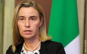 Mogherini Invited Israel and Palestine to Join Negotiations of the Middle East Quartet