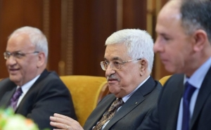 Palestinian Leader Urges for International Security Guarantees