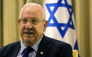 Israeli President Is to Meet Obama