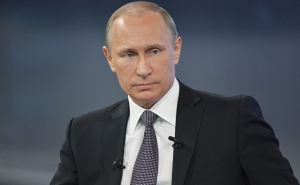 Vladimir Putin: Turkey Gets Oil and Petroleum Products from ISIS-Occupied Territories