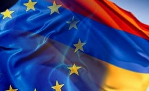 The EU and Armenia Signed Financing Agreements on Private Sector Development and on Human Rights Support