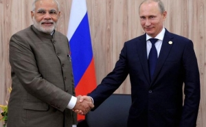 Russia and India Will Fight against Terrorism together