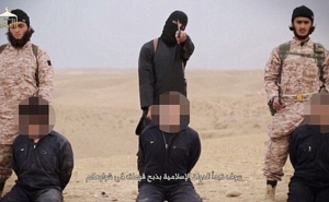 Islamic State Beheaded Own Militants for Abandoning the Battlefront