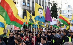 "Kurds March in Germany Against ""Turkish State Terror"""