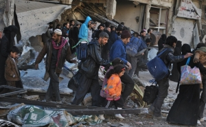 Civilian Evacuation Operations in Syria not Announced in Advance