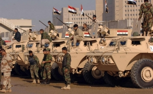 Iraqi Army Forces Daesh Terrorists to Flee from the Country