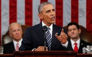 Obama Called on Congress to Pass the Authorization of Military Force against the IS