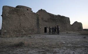 The Oldest Christian Monastery in Iraq Ruined