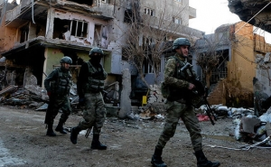 "Turkish Military ""Successfully"" Accomplished Operation against Kurdish Fighters in Cizre"