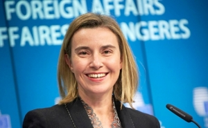 Federica Mogherini on Official Visit to Armenia