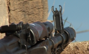 Azerbaijani Side Fired over 3000 Shots on Armenian Positions