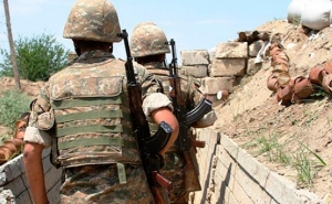 Armenian MoD: 13 Cases of Violation of Ceasefire Registered