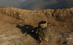 A Soldier Killed on NKR-Azerbaijan Border