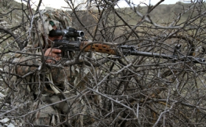 The Situation on NKR-Azerbaijan Border was Relatively Calm