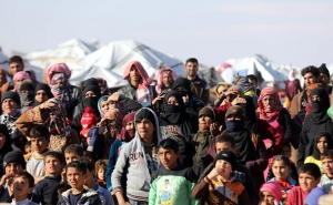 UN: Highest Level of Refugees Recorded
