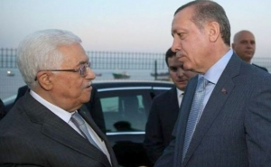 Erdogan Spoke with Abbas to Inform About the Deal with Israel