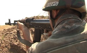 NKR: Situation on Frontline