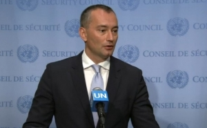 UN Envoy: Quartet Report should be a Wake-up Call