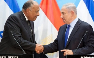 "Egypt Urges ""Two State Solution"" to Israeli-Palestinian Conflict"
