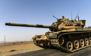 Syria Considers the Movement of Turkish Tanks Across Its Border Violation of Its Sovereignty