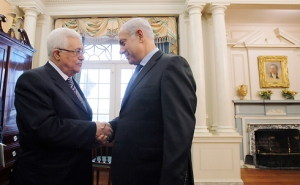 Abbas and Netanyahu May Meet in Moscow