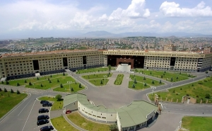 RA Defense Ministry: RA Armed Forces have not Killed an Azerbaijani Soldier