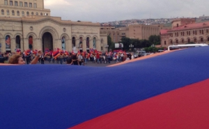 Armenia Celebrates the 25th Anniversary of Its Independence