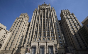 Russia's Foreign Ministry Called Belgian Ambassador