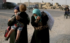"ISIL Has ""Abducted 8,000 Families to Use as Human Shields"" in Mosul"