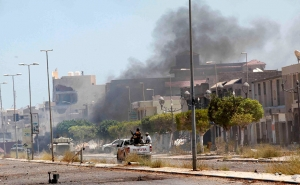 US Forces Conduct 14 Airstrikes Against Daesh Positions in Libya's Sirte