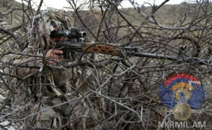 NKR Defense Army: Azerbaijani Armed Forces Violated the Ceasefire Over 30 Times
