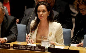 Angelina Jolie Wants to a Have a Top Job at the UN