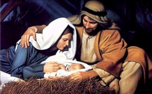 Merry Christmas! Christ Came to Enlighten Our Souls, to Fill Them with Love and Peace