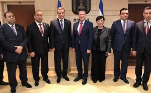 Knesset Speaker Urged to Recognize Armenian Genocide
