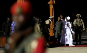 The Gambia's Former Leader Yahya Jammeh Goes Into Exile in Equatorial Guinea