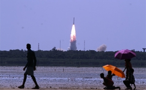 India Put a Record 104 Satellites from a Single Rocket