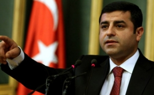 Demirtas: Arrests of HDP Lawmakers Are Being Directed from a Center