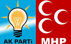 AKP and MHP Signaled a Joint Campaign for Referendum