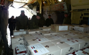 Armenia Sent Another Humanitarian Aid to Syria