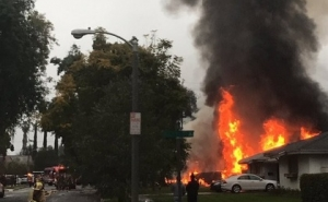 Plane Crashed in California: There Are Casualties