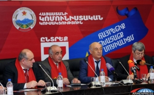 Armenian Communist Party and Its Foreign Policy Priorities: Interview with Tachat Sargsyan (EXCLUSIVE)