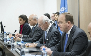 Syria Talks In Geneva End With Clear Agenda