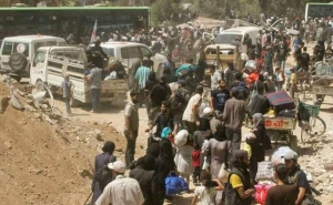 UN: 66,000 Displaced in Recent North Syria Fighting