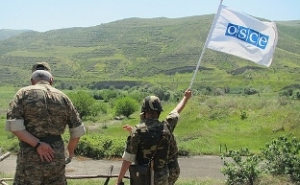 OSCE Mission to Conduct Monitoring on NKR-Azerbaijan Border