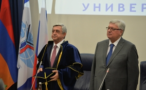 Serzh Sargsyan: As the Guarantor of the People of Karabakh, Armenia Makes Efforts tp Prevent New Escalations