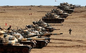 Turkey Completed Euphrates Shield Operation